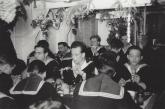 Kerstmaaltijd-aan-boord-Korea-1952