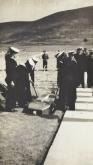 Korea-Pusan-begrafenis-1953