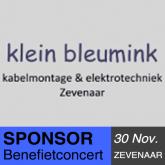 KleinBleumink kabelmontage